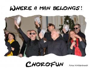 Where a man belongs